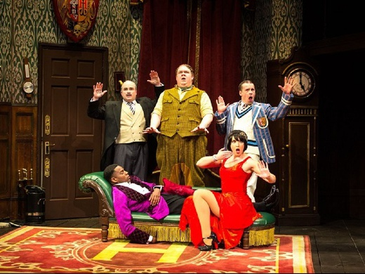 The Play That Goes Wrong-