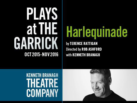 Kenneth Branagh - Harlequinade-