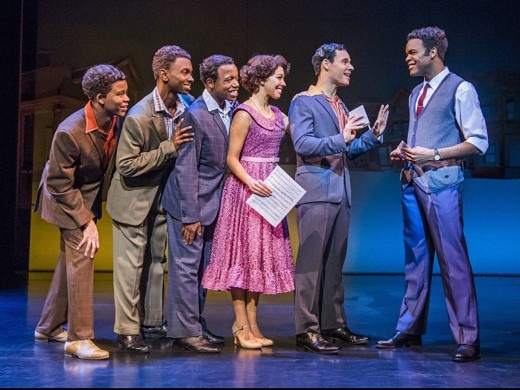 Motown The Musical (London)-