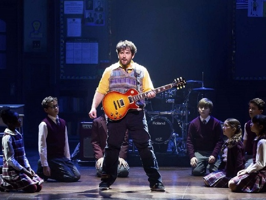 School of Rock - Broadway-