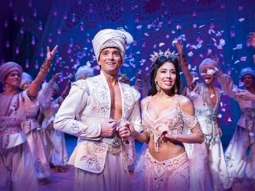 Disney's Aladdin-