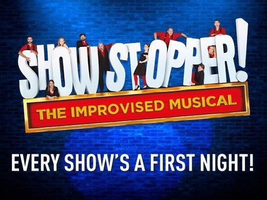 Showstopper! The Improvised Musical 2018#3