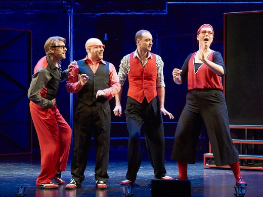 Showstopper! The Improvised Musical#4