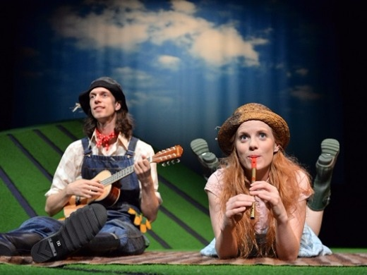 The Scarecrows' Wedding-
