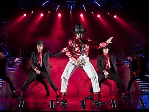 Thriller Live with free meal at Planet Hollywood-