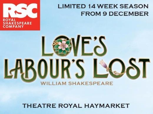 RSC - Love's Labour's Lost-