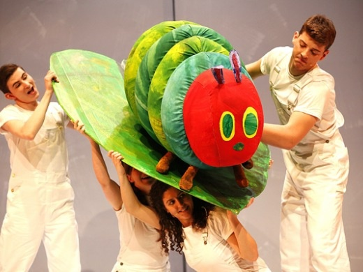 The Very Hungry Caterpillar-