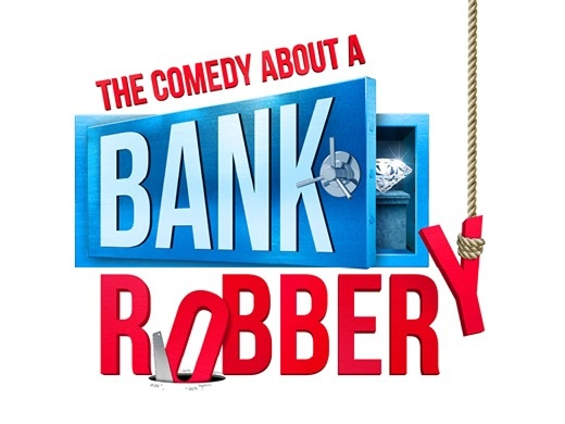 The Comedy About A Bank Robbery & 3 Course Meal at Brasserie Zédel-