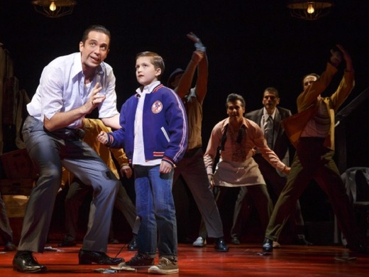 A Bronx Tale The Musical - Broadway-