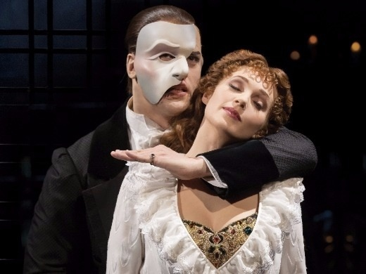 The Phantom Of The Opera with Free Meal at Planet Hollywood-