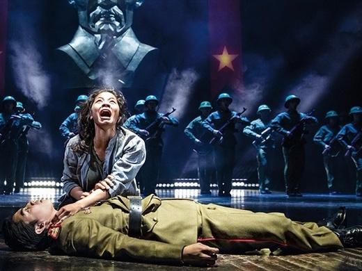 Miss Saigon - Broadway-