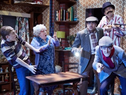 David Walliams' Gangsta Granny-