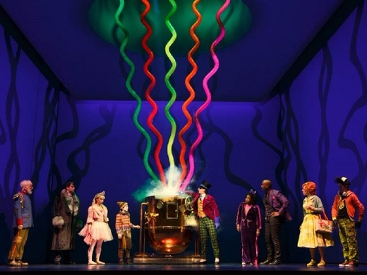 Charlie and the Chocolate Factory - Broadway-