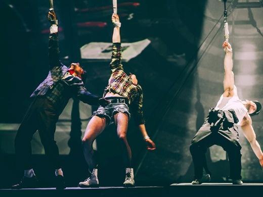 SOHO: Circus, Street Dance & Theatre-