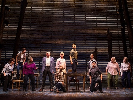 Come From Away - Broadway-