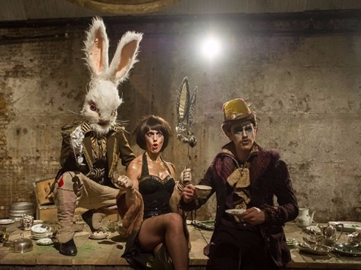 Alice's Adventures Underground-1