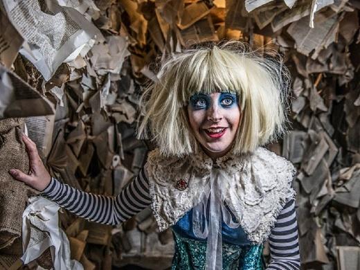 Alice's Adventures Underground-