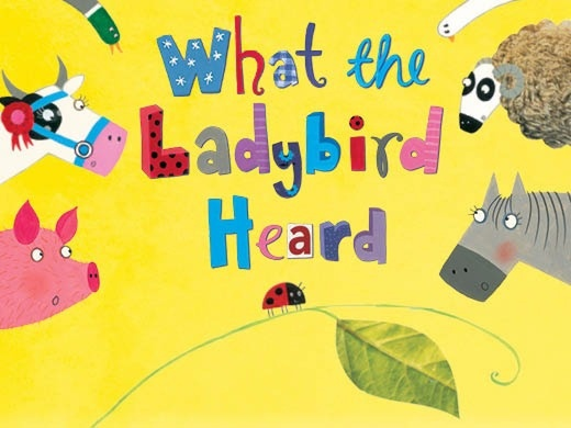 What The Ladybird Heard#2
