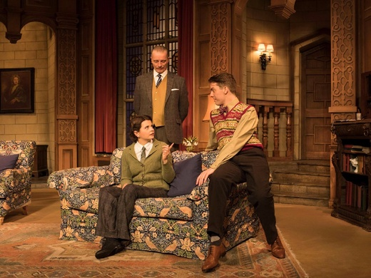 The Mousetrap | December 2017 - January 2018-