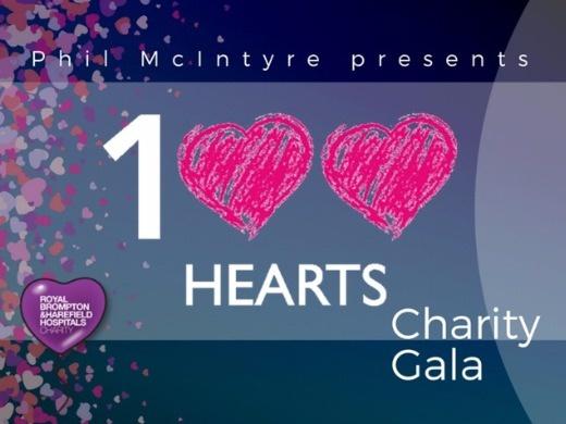 100 Hearts Charity Gala-