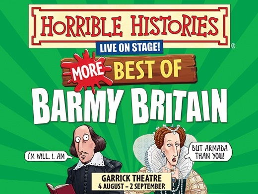 Horrible Histories - More Best of Barmy Britain-0