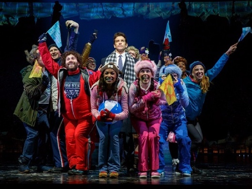 Groundhog Day - Broadway-
