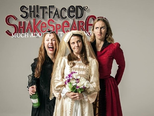 Shit Faced Shakespeare: Much Ado About Nothing-0