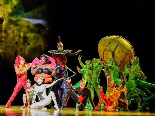 Cirque Du Soleil: OVO - London 2018#5