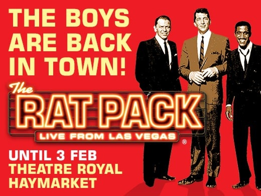 The Rat Pack Live from Las Vegas#3