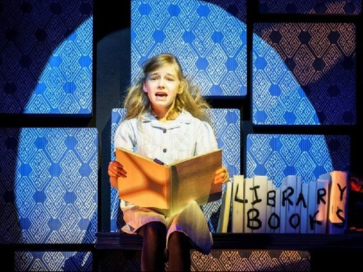 Matilda The Musical (London)-