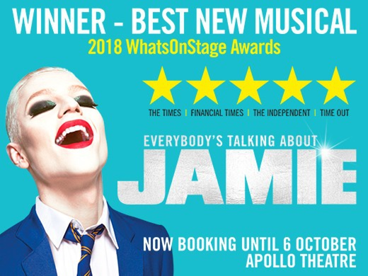 Everybody's Talking About Jamie#3