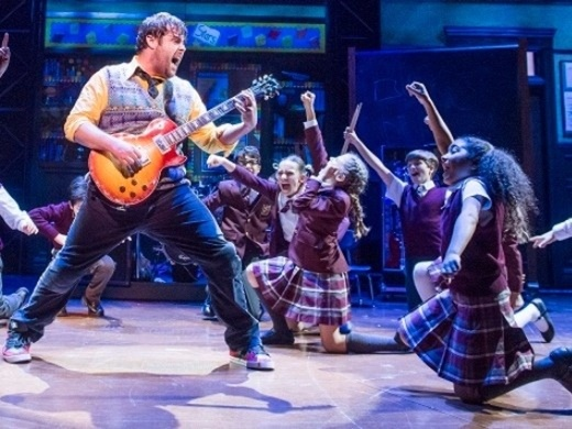 School Of Rock The Musical London