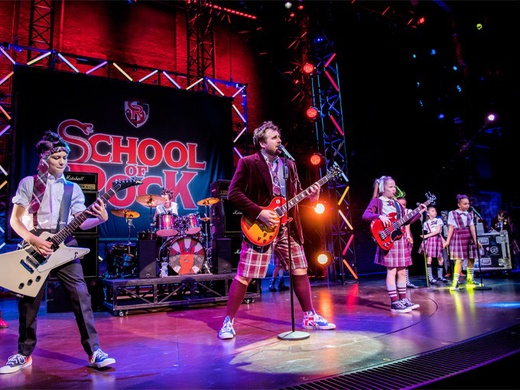 School of Rock - The Musical-