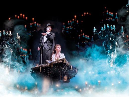 The Phantom of the Opera London