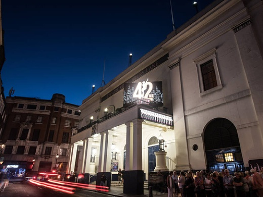 Theatre Tour - Theatre Royal Drury Lane-