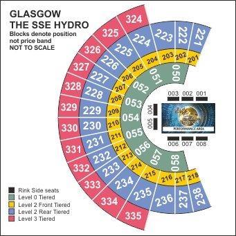 Glasgow Hydro Seating Plan Bk Home Plan
