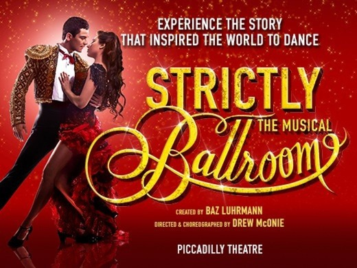 Strictly Ballroom The Musical#3
