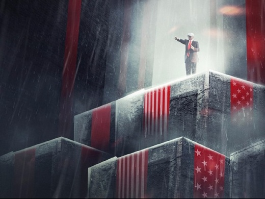 Building the Wall-