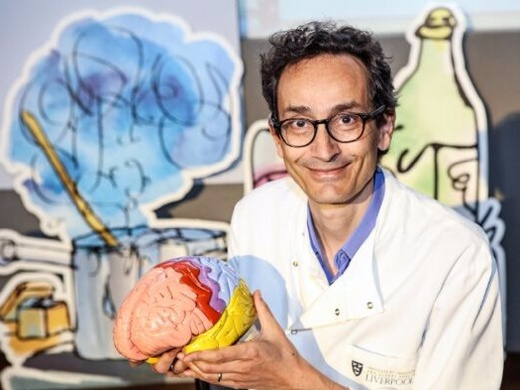 Roald Dahl's Marvellous Medicine, created and performed by Professor Tom Solomon