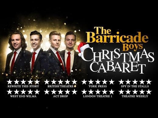 The Barricade Boys - Christmas Cabaret-