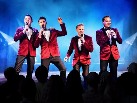 The Barricade Boys - Christmas Cabaret-