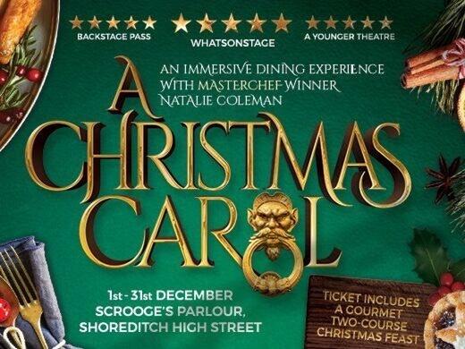 A Christmas Carol: A Dinner Experience