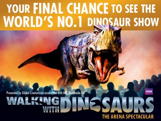 Walking with Dinosaurs (Wembley)