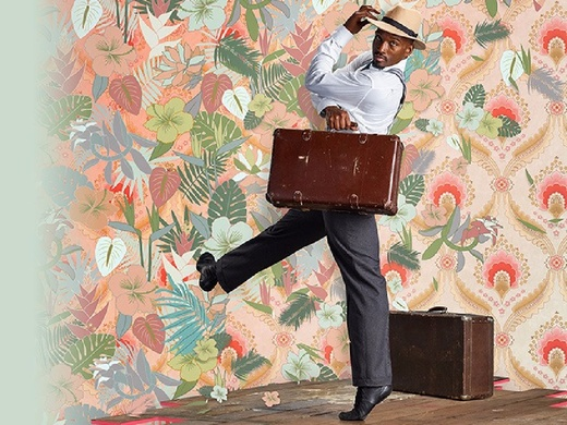 Phoenix Dance Theatre - Windrush: Movement of the People - Part of a mixed programme of work