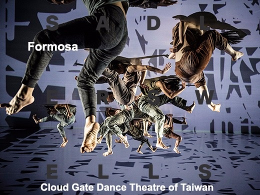 Cloud Gate Dance Theatre of Taiwan — Formosa