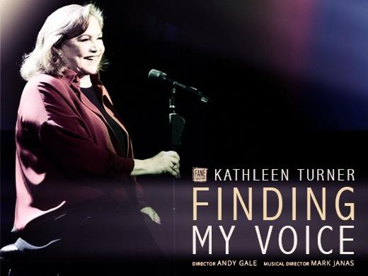 Kathleen Turner: Finding My Voice-