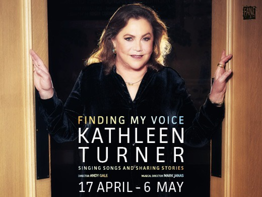 Kathleen Turner: Finding My Voice#3