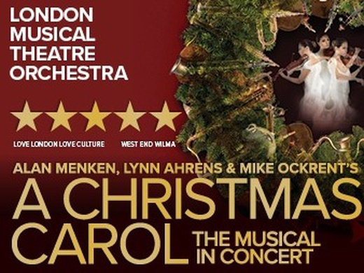 London Musical Theatre Orchestra - A Christmas Carol