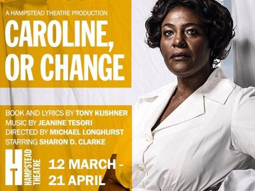 CAROLINE, OR CHANGE-