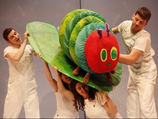 The Very Hungry Caterpillar 2017-